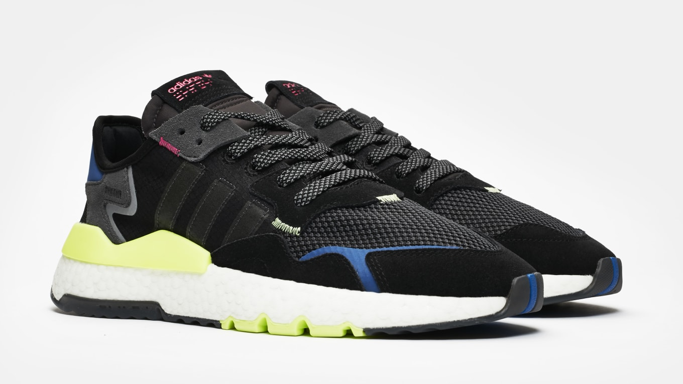 newest 9ddcc f45fa Adidas Originals Nite Jogger. Image via SneakersNStuff. Sneakersnstuff has  linked up with Adidas to release an exclusive colorway of ...