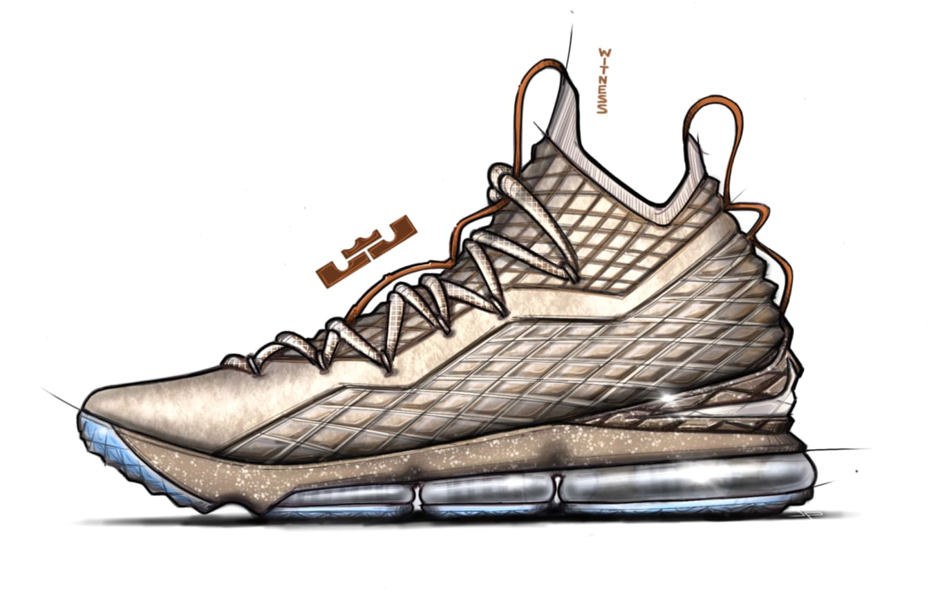 01ac4cc05d5 Jason Petrie Discusses Designing the Nike LeBron 15