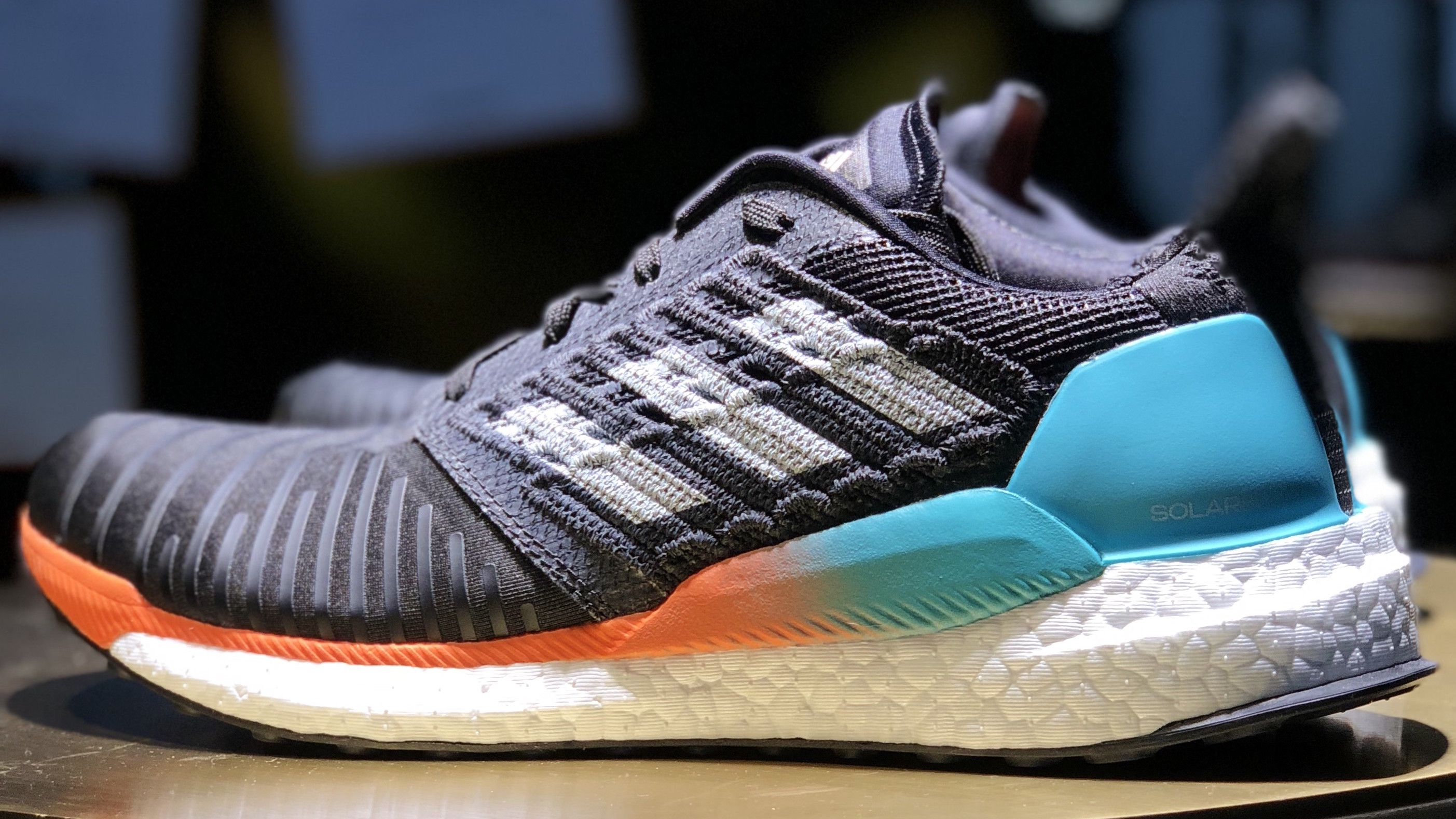 hot sale online 3be78 c8b65 Design Adidas Solarboost   Sole Collector