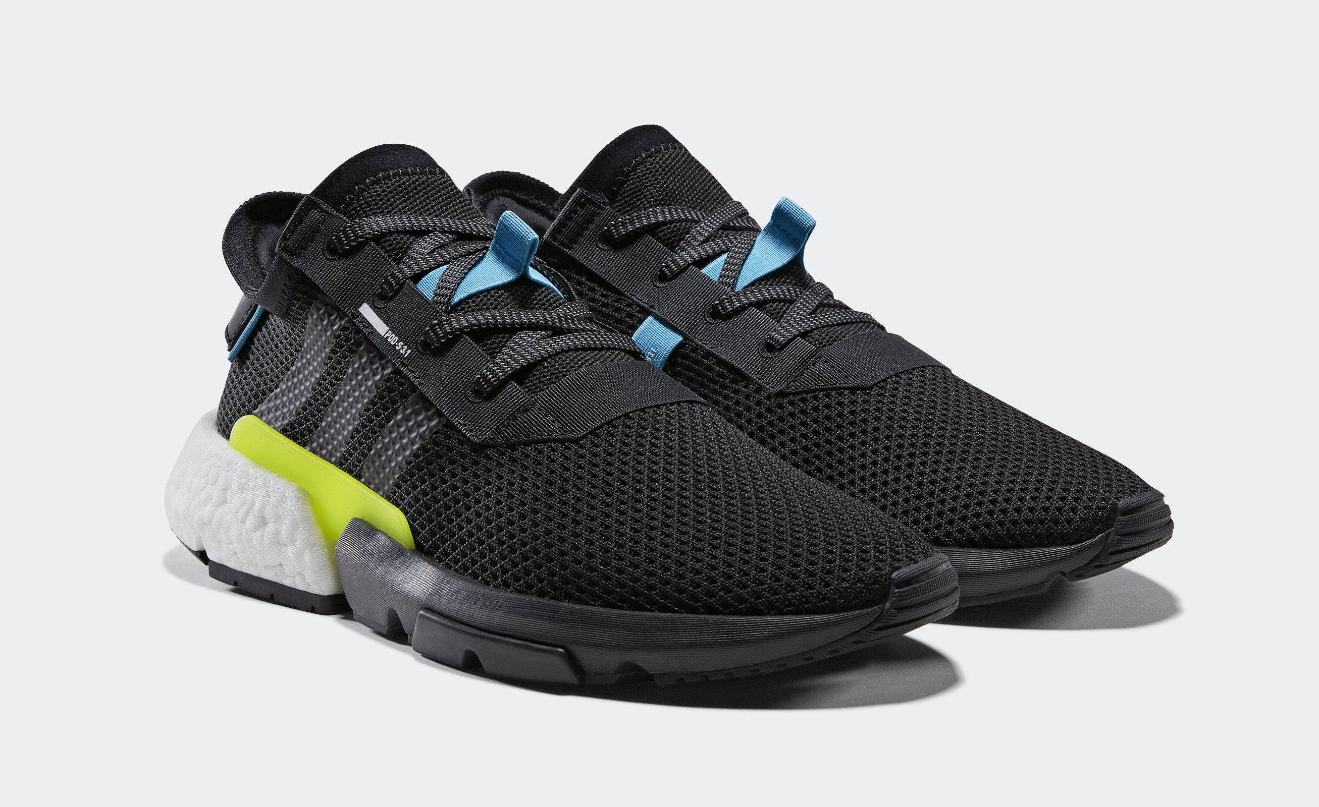online retailer 6885a 3d70c Adidas Debuts the P.O.D. System