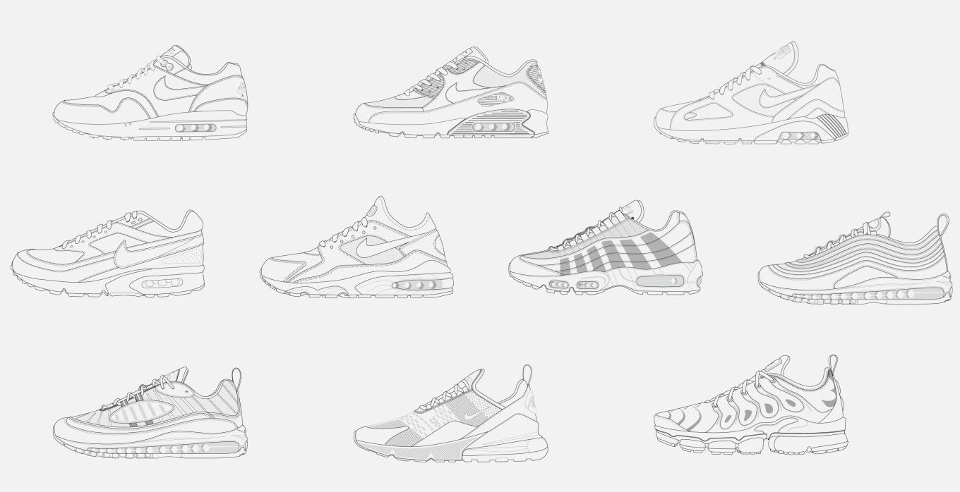Nike Air Max Day 2018 On Air Sneaker Design Workshop | Sole