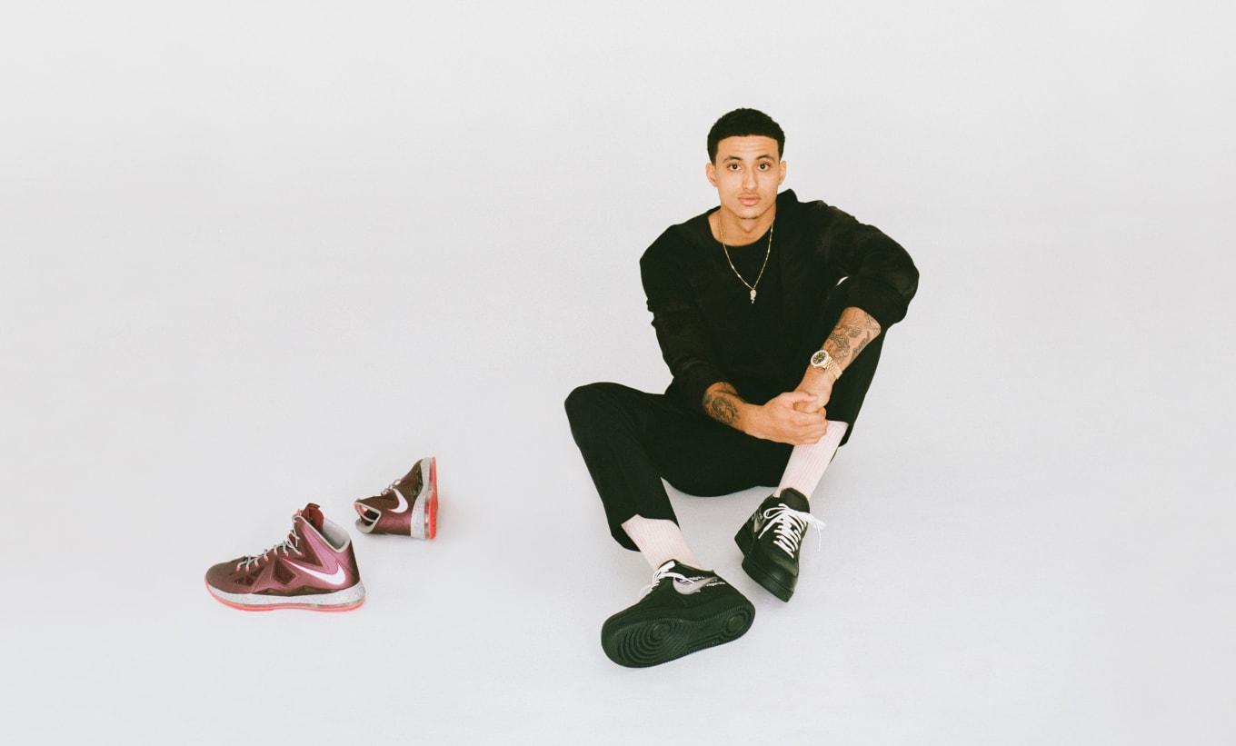best service 055d9 d45dc Kyle Kuzma Signs Sneaker Deal With GOAT | Sole Collector