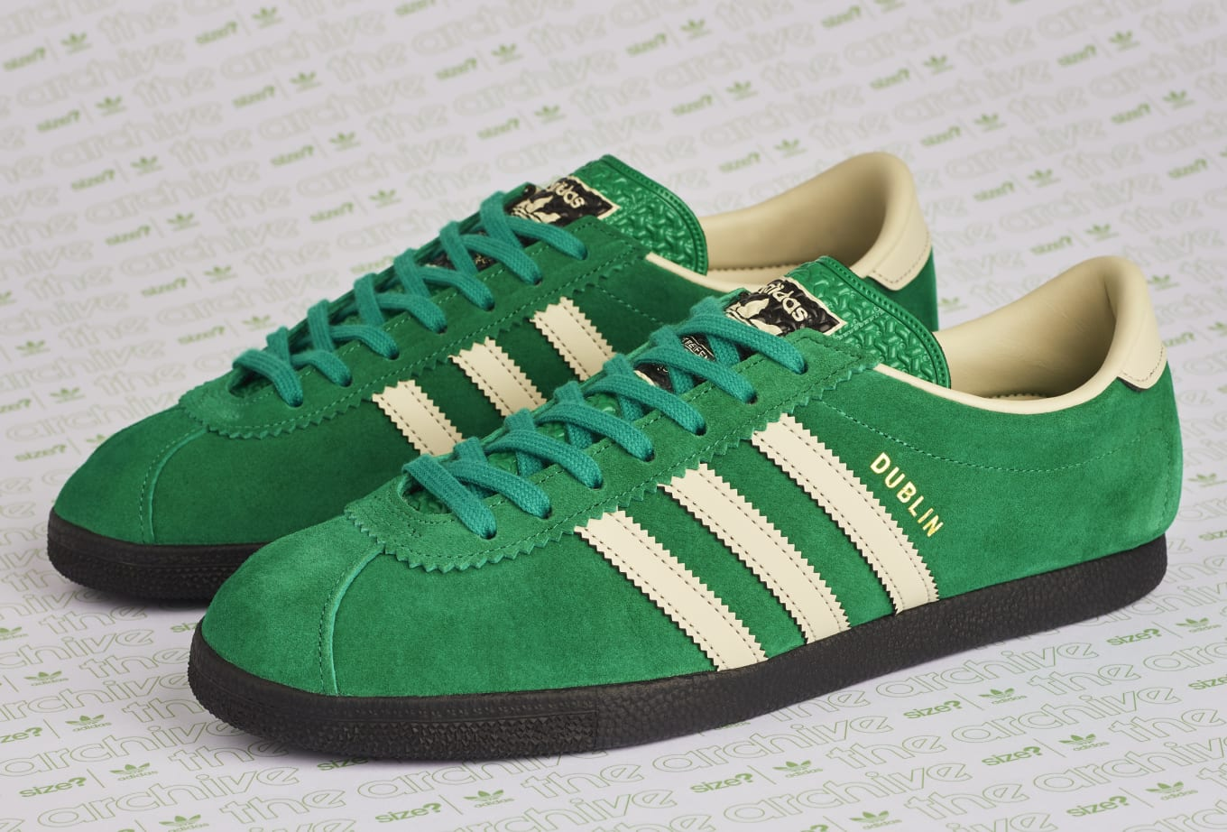 a978c558c Size? x Adidas Dublin 'St. Patrick's Day' Release Date | Sole Collector