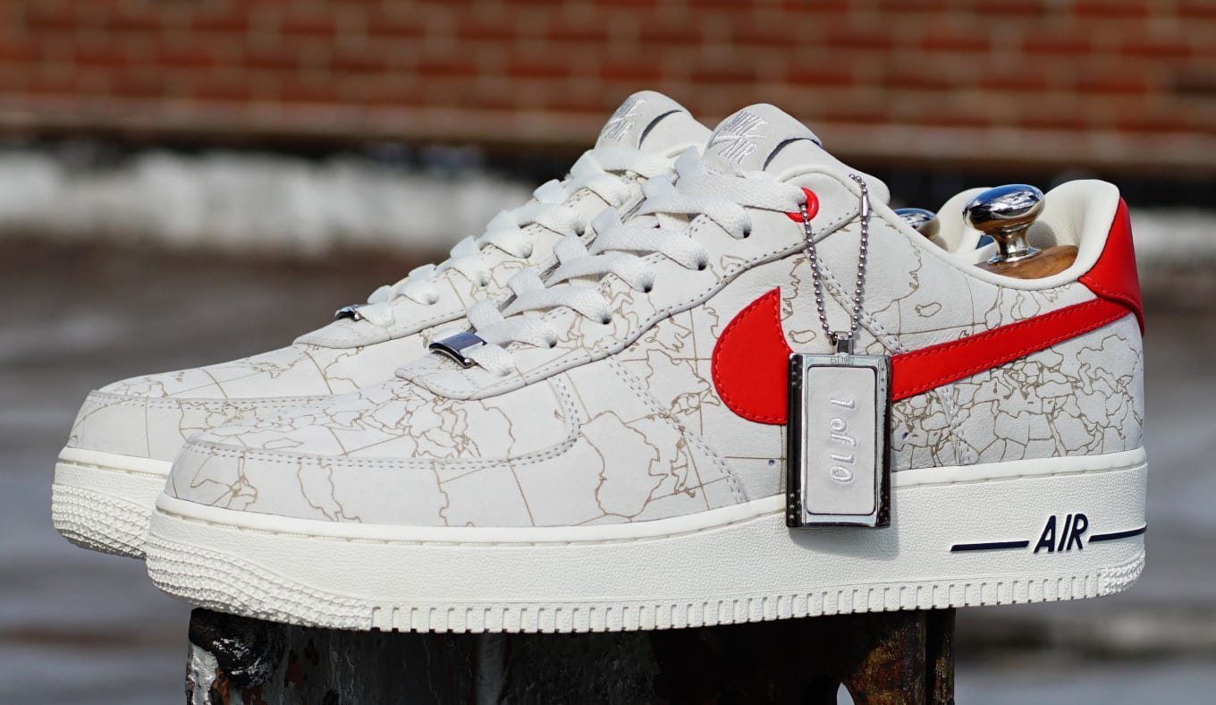Global Citizen x M5 Showroom x Nike Air Force 1 ComplexCon