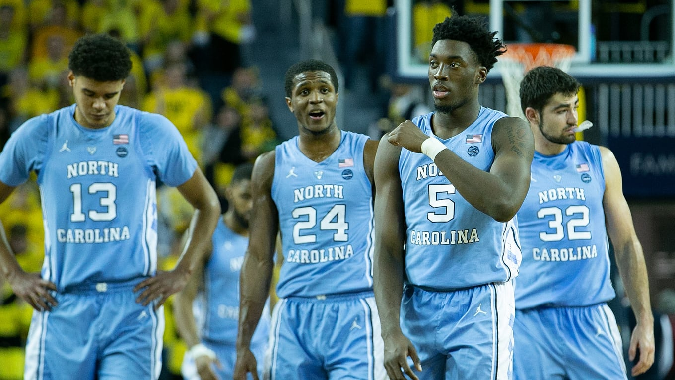 ae627e693 UNC Announces 10-Year Extension With Nike Worth Over  60 Million ...