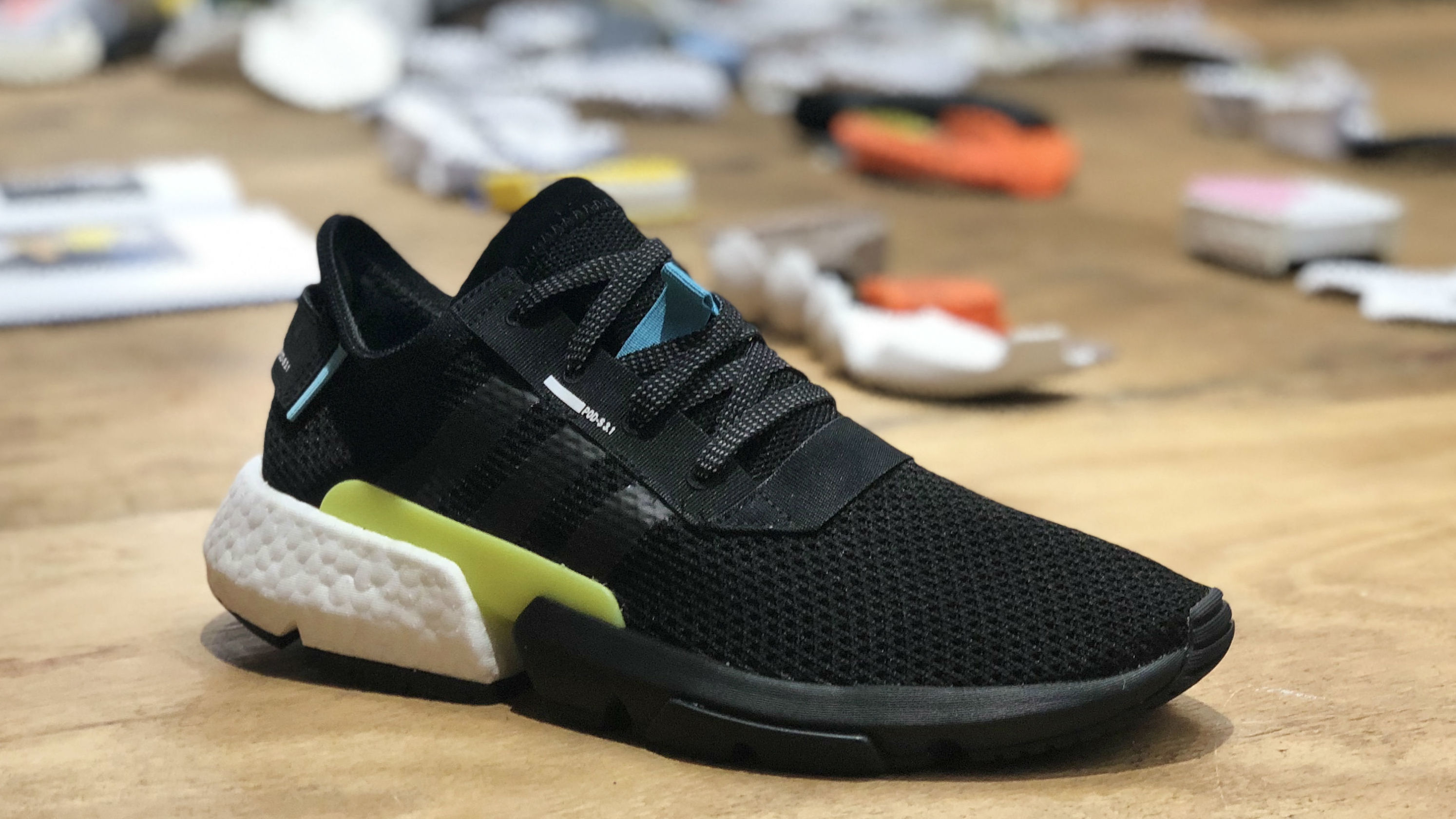 official photos ce092 b668e Adidas Originals POD System Interactive Breakdown  Sole Coll