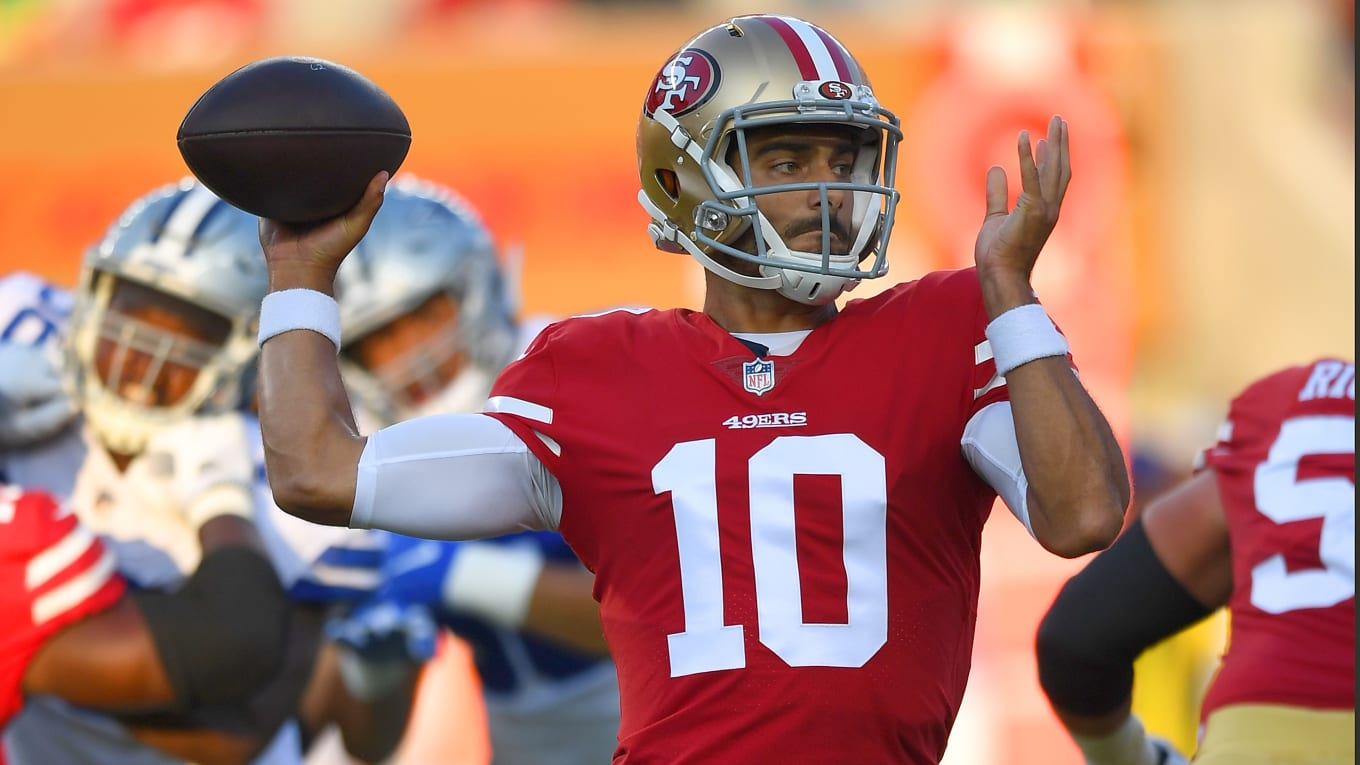 d68f5790ce192 Jimmy Garoppolo Is the Newest Member of Jordan Brand | Sole Collector