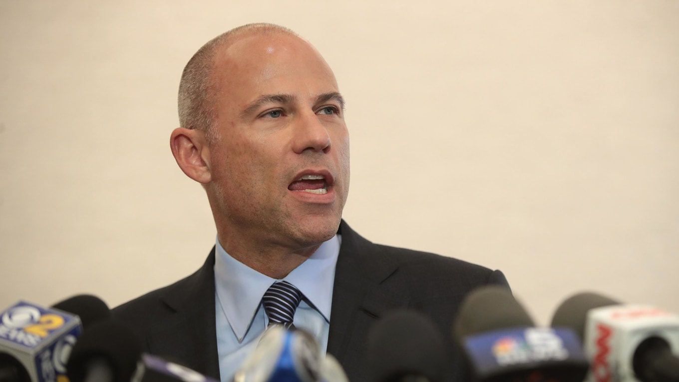 d76cb545c674 Michael Avenatti Facing Up to 100 Years in Prison Over Nike Extortion  Scheme.