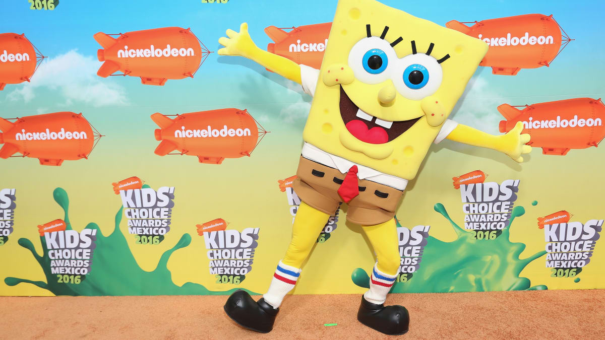 Kyrie Irving Teams Up with SpongeBob SquarePants for Sneaker Collab