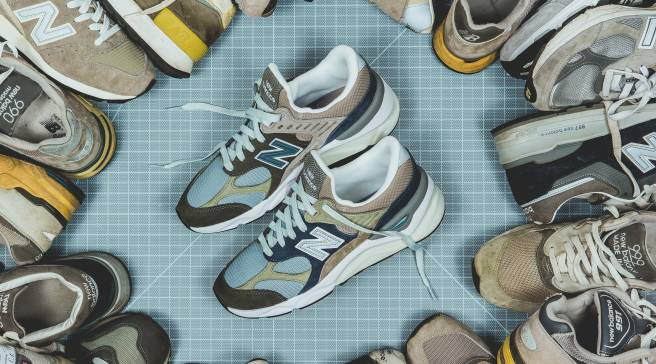 a9a49522f19c Packer Shoes Created Its Own New Balance X-90 Recon