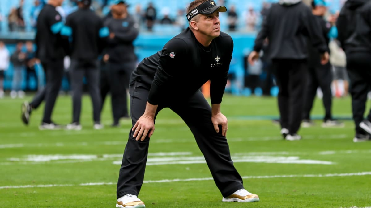 Sean Payton Announces That He's The First Coach Signed to Jordan Brand - Sole Collector