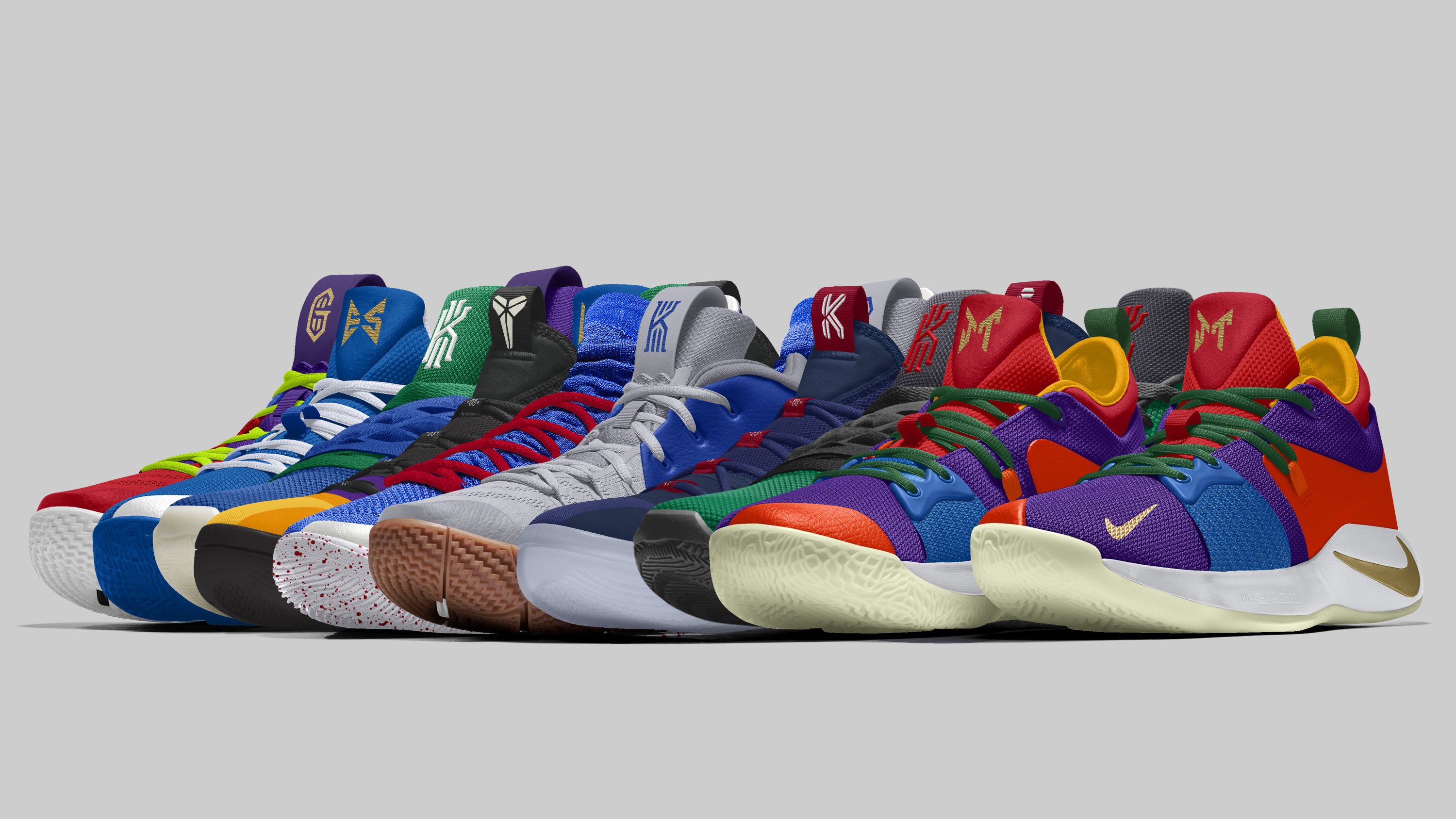 promo code 3a1ee e7f1f Nike Let Players Design Sneakers for NBA s 2018-19 Opening Week   Sole  Collector