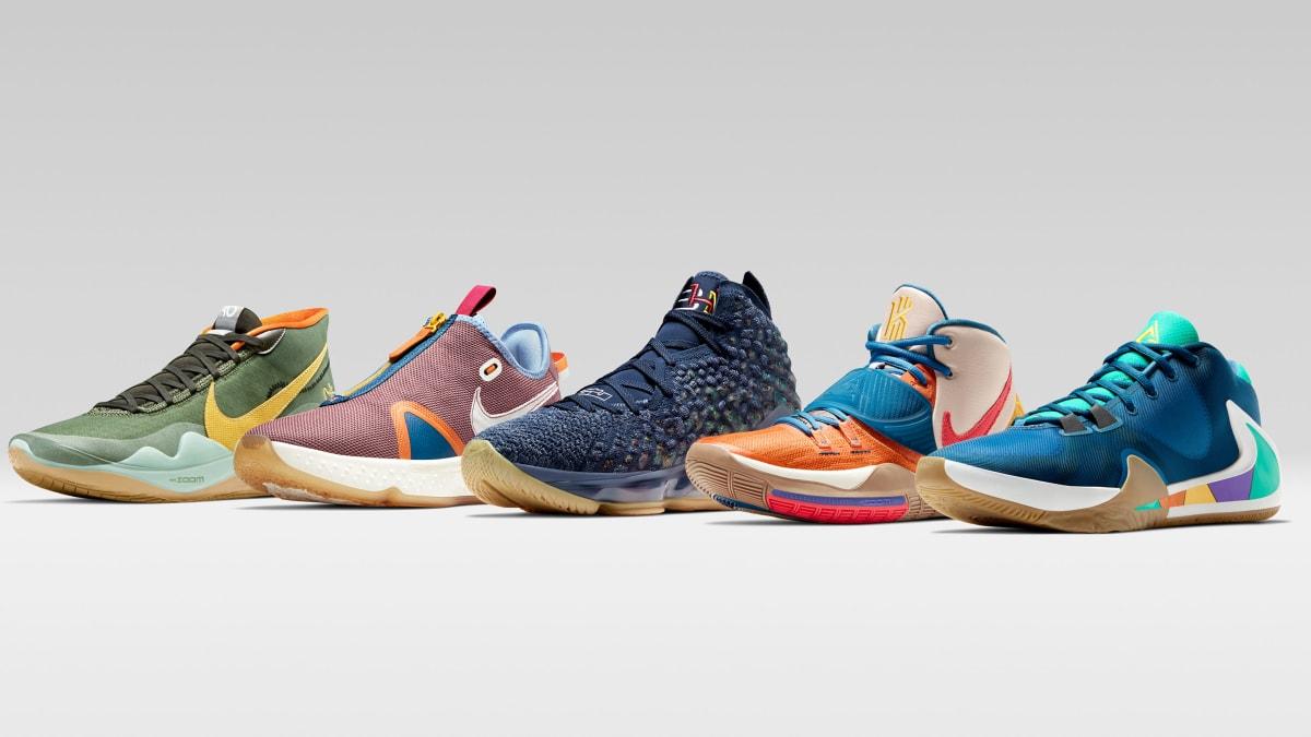 pimienta Desaparecido De Dios  Nike Basketball 'Black History Month' 2020 PE Collection | Sole Collector