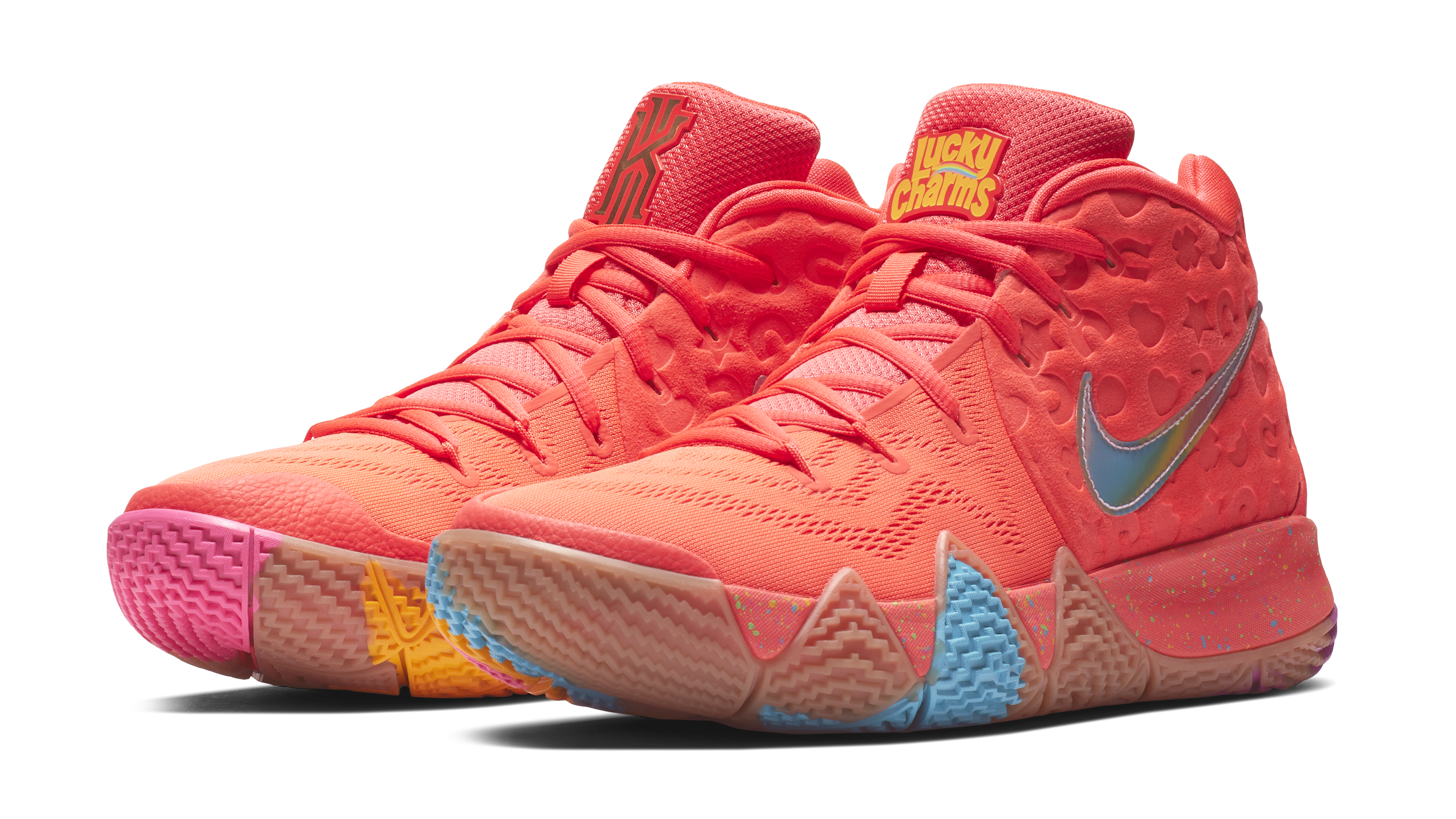e04745b4a5c7 Nike Kyrie 4  Cereal Pack  House of Hoops Early Release Date