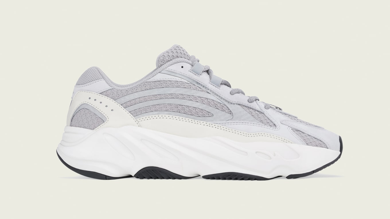 pretty nice db84d 2c930 Kanye Wests Adidas Yeezy Boost 700 V2 Releases This Month. Static  colorway confirmed.