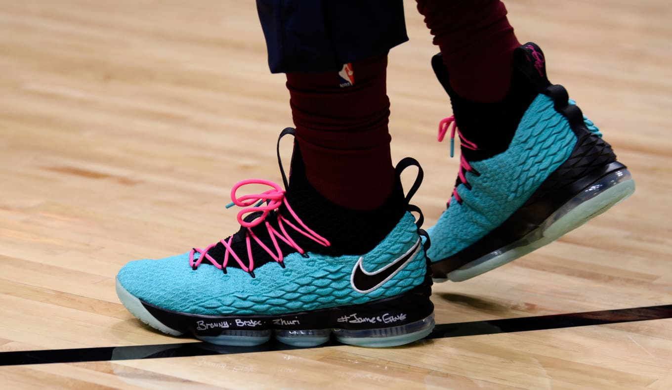 8e1830b94c0d NBA Explains Why It Changed Its Sneaker Color Policy