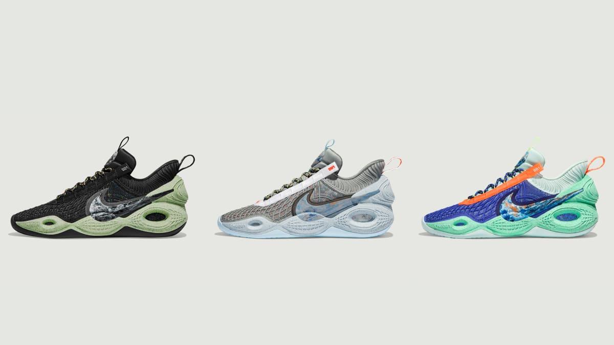 Nike Cosmic Unity 'Green Glow' DA6725-001 Release Date ...