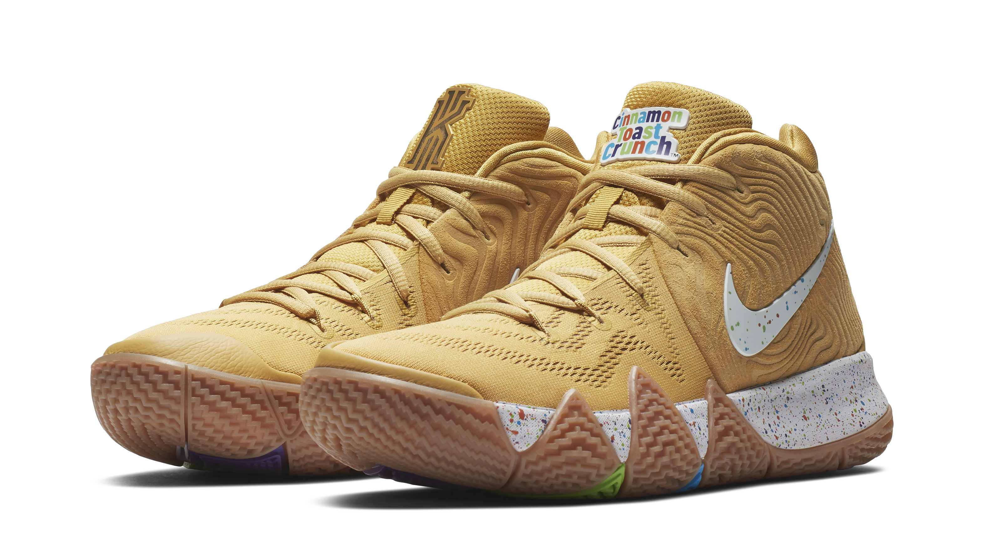 Nike Kyrie 4 'Cinnamon Toast Crunch'