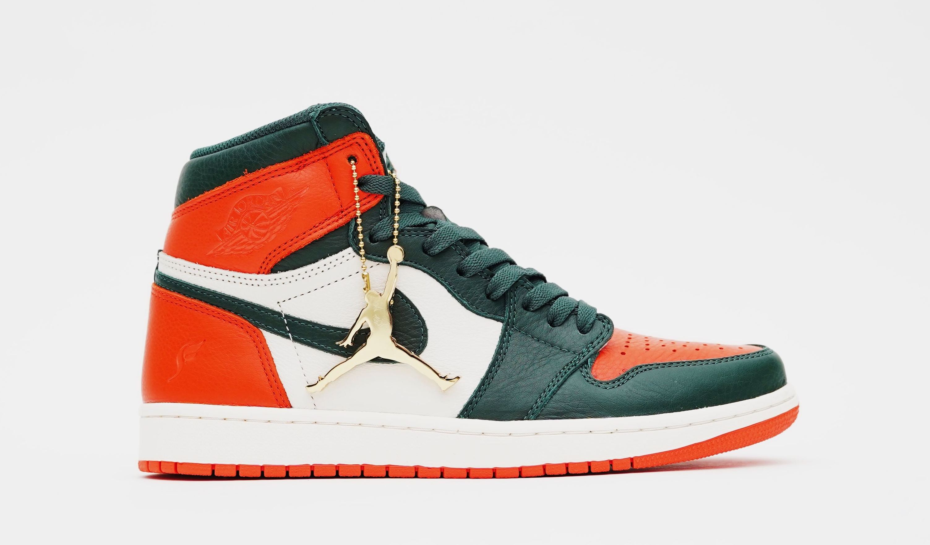 eb79ae08573 Police Shuts Down Limited Air Jordan 1 Release | Sole Collector