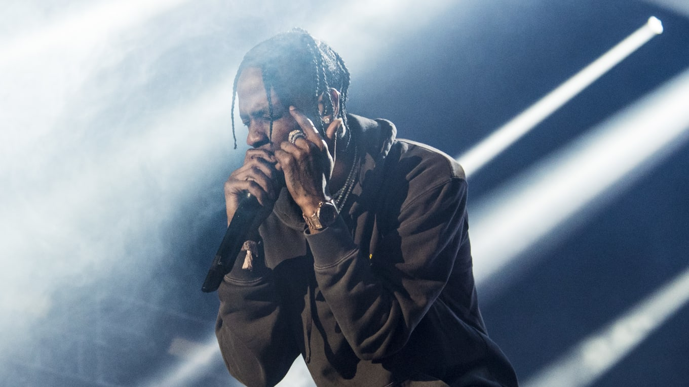 Is Travis Scott Getting His Own Air Jordan 4   Cactus Jack  colorway could  be in the works. 86c07b4da