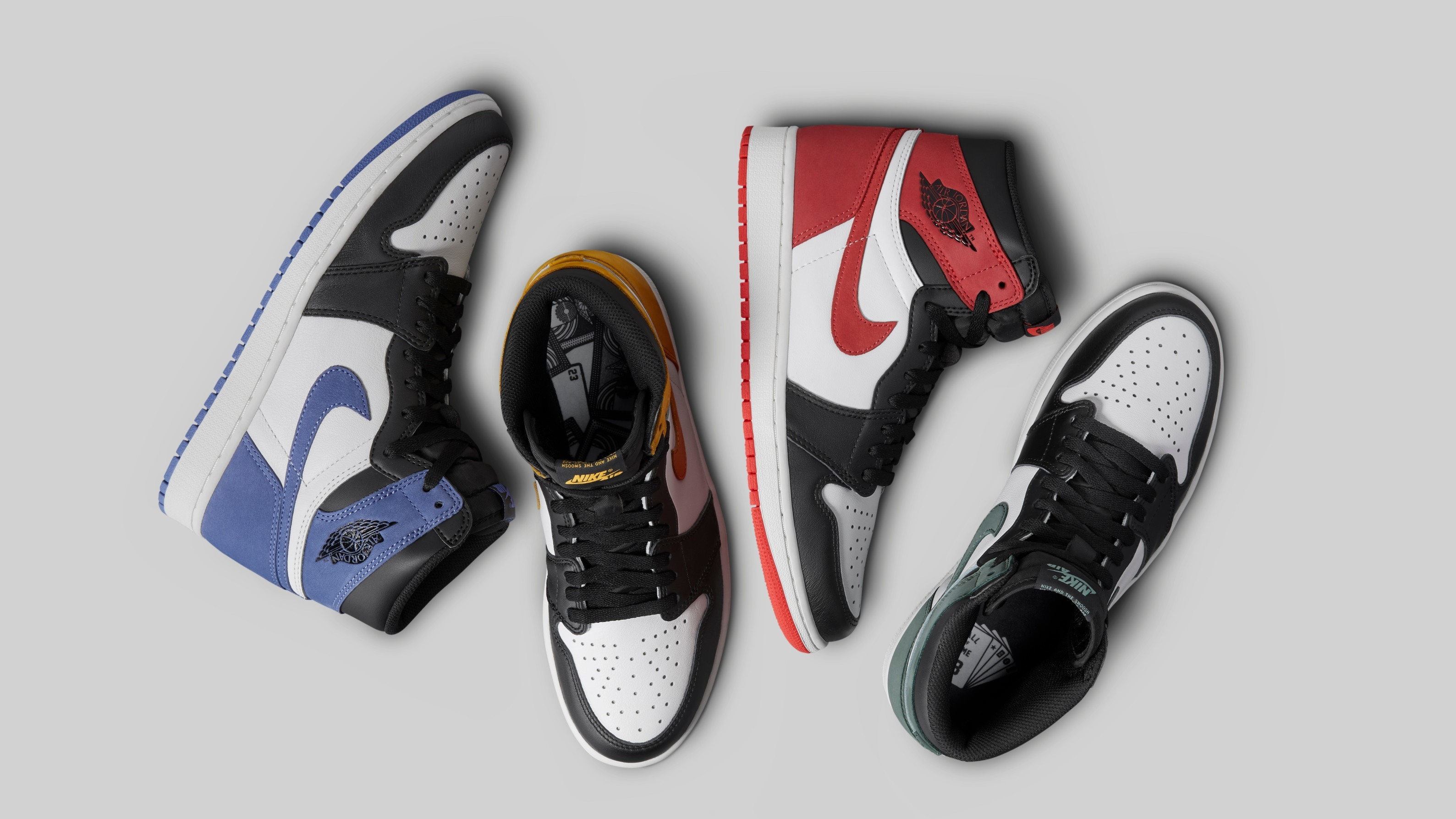 purchase cheap f1bf7 4125f Air Jordan 1 High OG  Best Hand in the Game  Collection Release Date   Sole  Collector