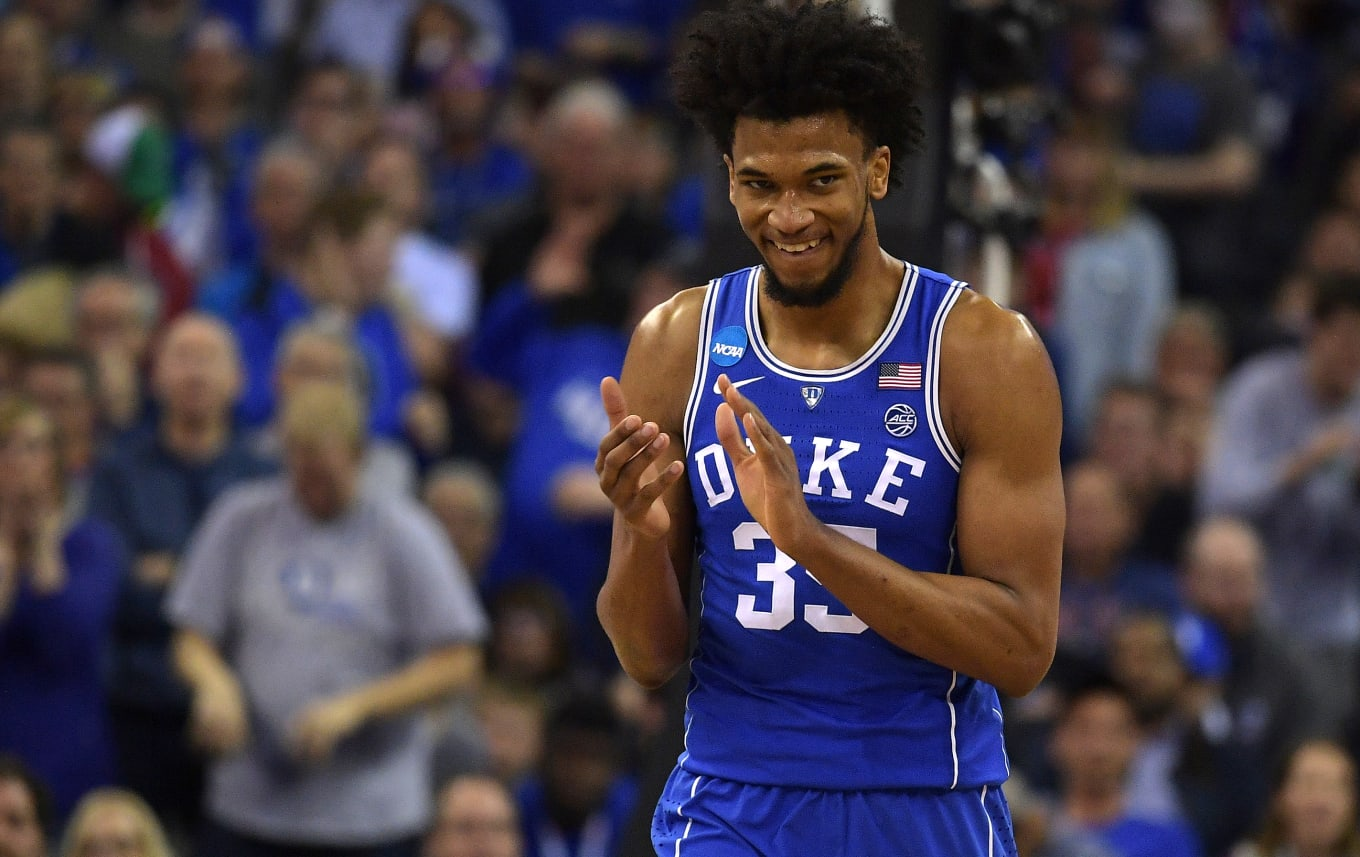 Puma Reportedly Signs Marvin Bagley III to 5-Year Deal. Said to be the  largest rookie deal since Kevin Durant. 5943d77ae