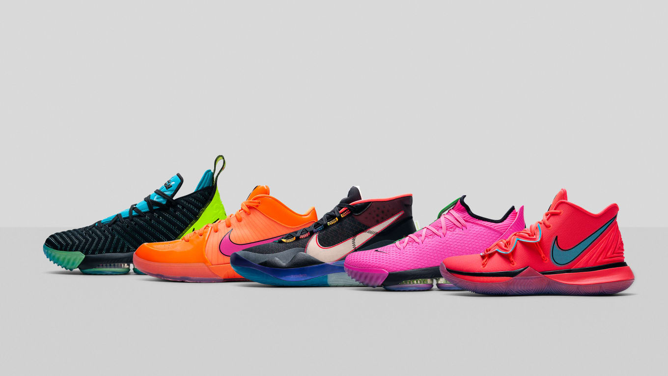 Aterrador Arbitraje Chicle  Nike 2019 WNBA All-Star Game PE Collection | Sole Collector