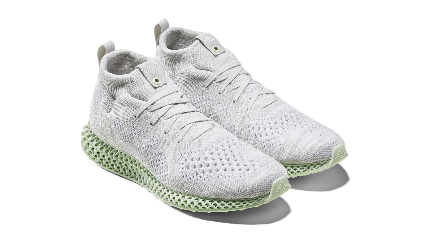 the best attitude 81ccc 15034 Adidas Consortium Runner 4D Mid 'White' EE4116 Release Date ...