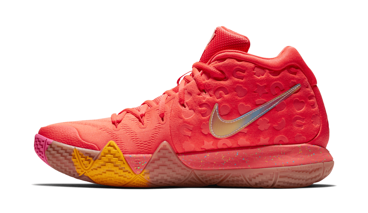 c687a2f9841b Nike Kyrie 4  Lucky Charms  - Nike Kyrie 4  Cereal Pack  House of Hoops  Early Release Date