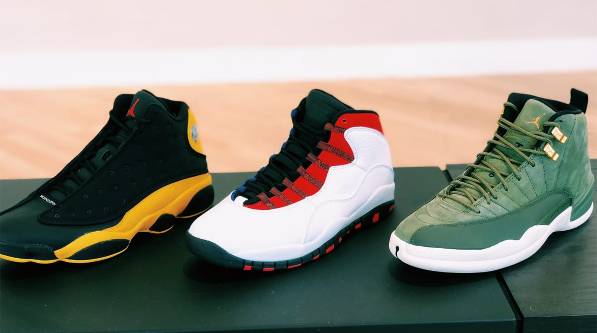 7f8a26a8e8bae1 Air Jordan Retro  Back to School  Collection Release Date
