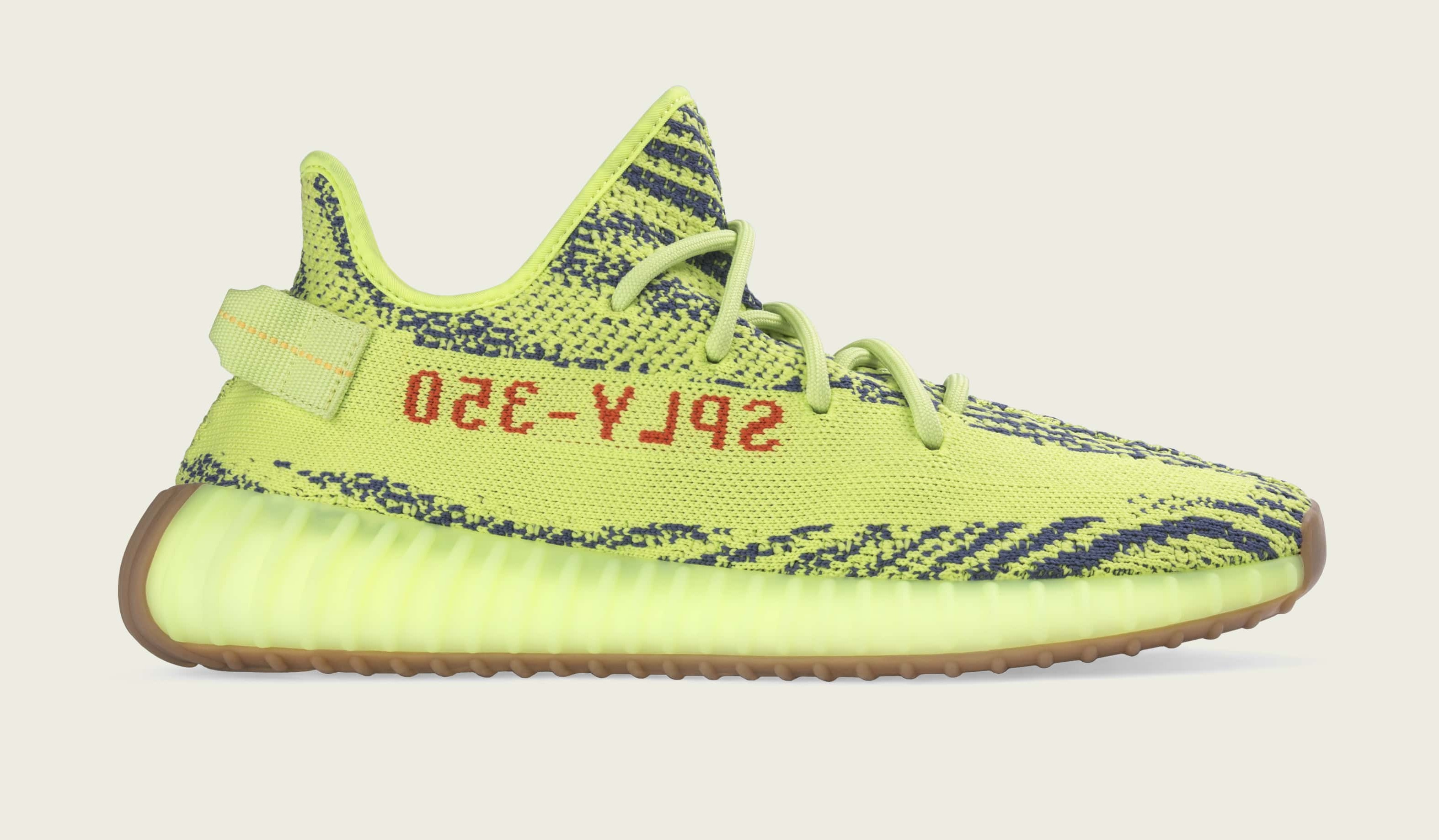 promo code 437e1 88ee1 Adidas Yeezy Boost 350 V2  Semi Frozen Yellow  B37572 Official Images   Sole  Collector