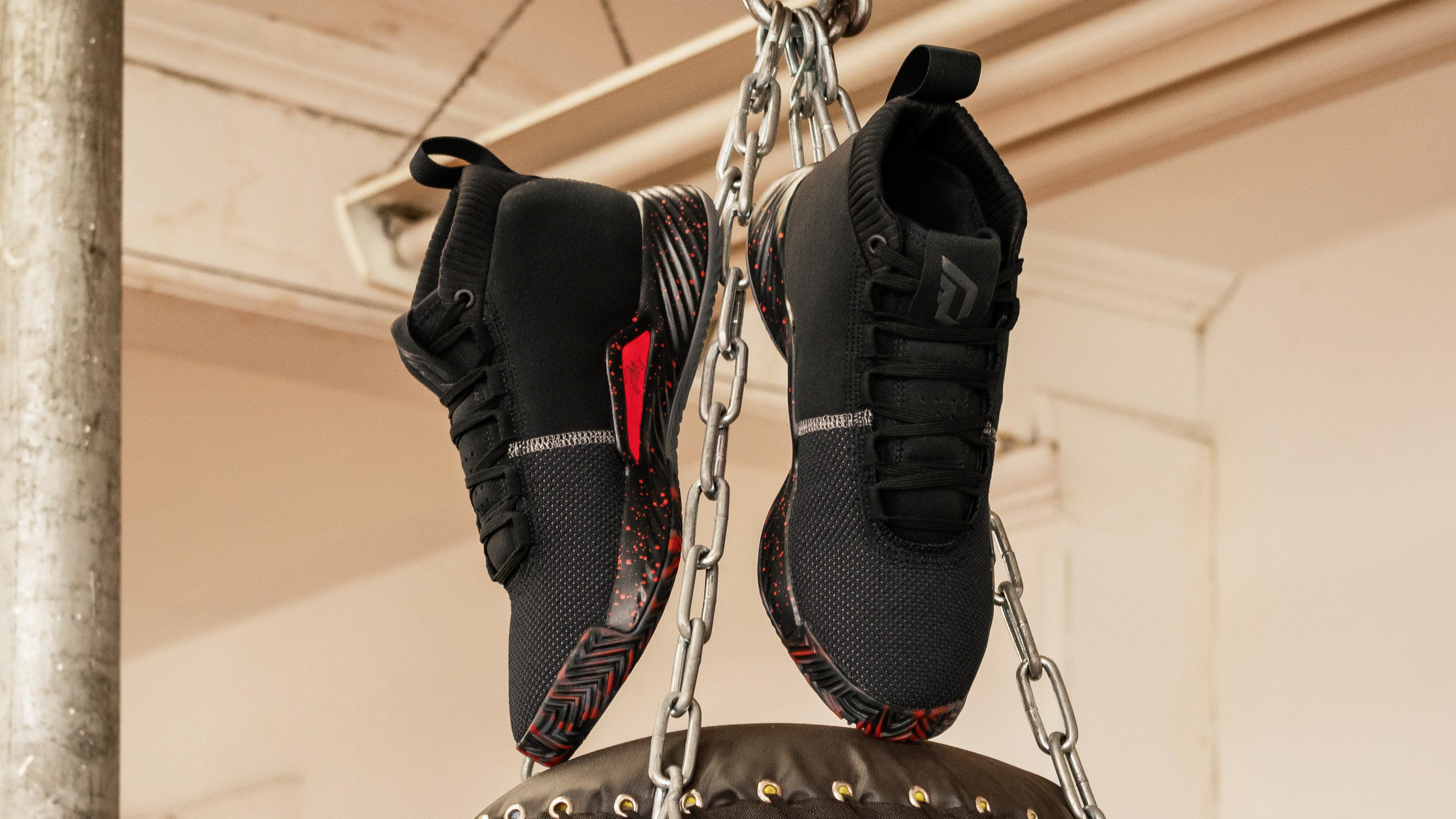hot sale online 018b3 15656 Adidas Damian Lillard Dame 5 Release Date Feb. 1, 2019  Sole