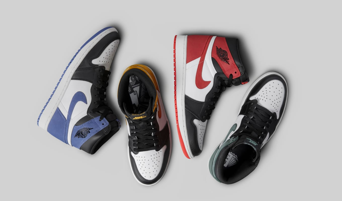 cede47fb4b4 Air Jordan 1 High OG 'Best Hand in the Game' Collection Release Date ...