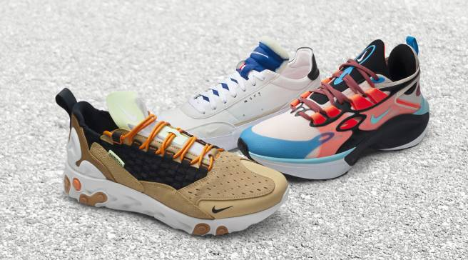 size 40 9c1f3 8a956 Nike Sportswear Celebrates Experimentation With Its Latest Trio of Labels