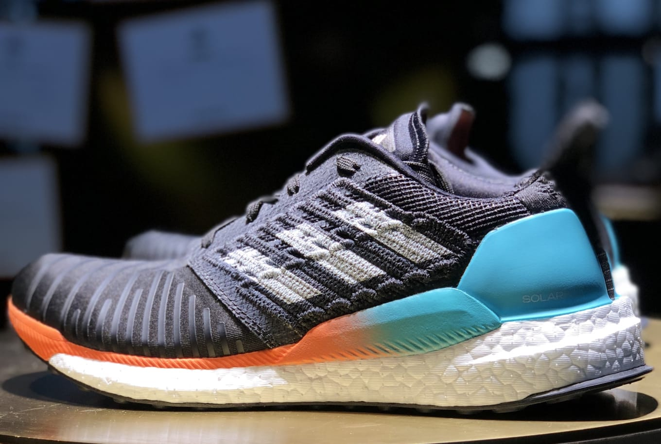 11a35995e8ebd The making of the Adidas Solarboost.