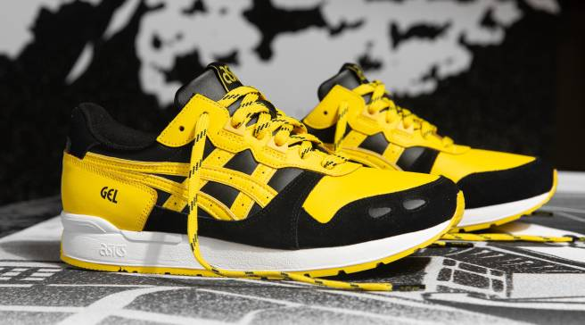 Asics Gel Lyte 1 Welcome To The Dojo Pack