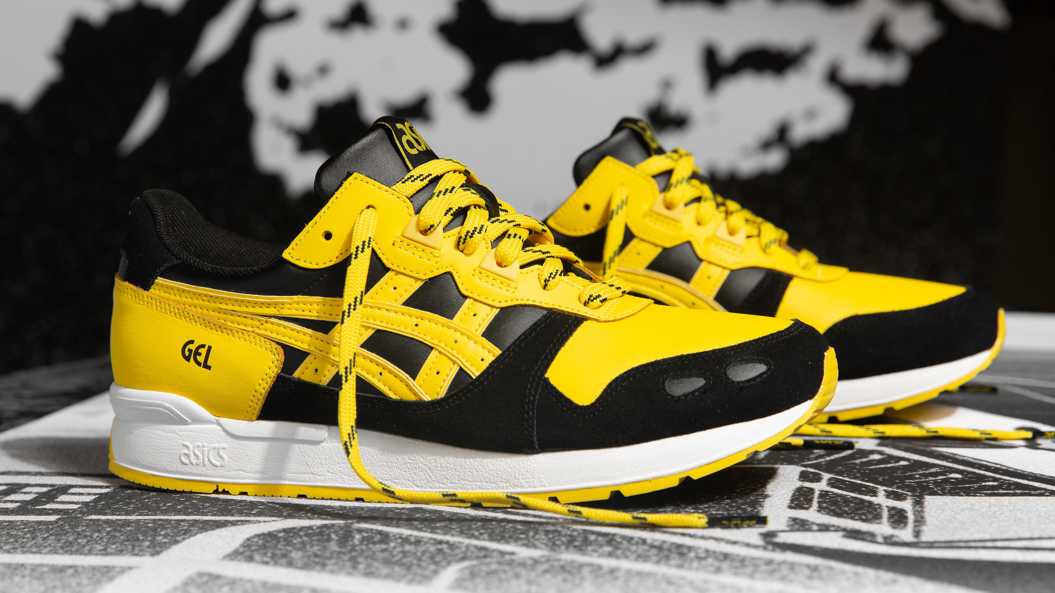 new concept dd8ae 50983 Asics Gel-Lyte 1 and Gel-Diablo  Welcome to the Dojo  Release Date   Sole  Collector