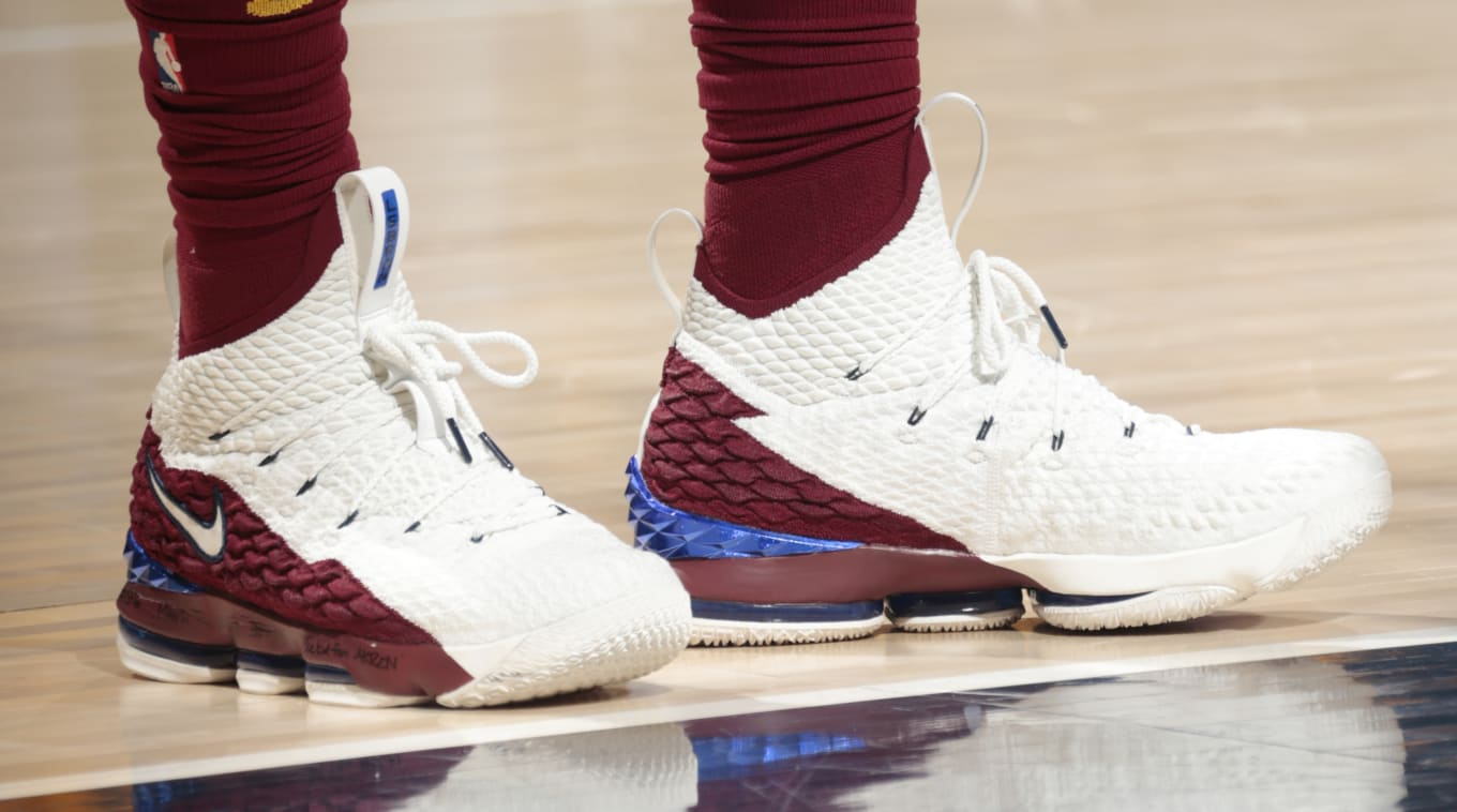 df03c9b0bec8 LeBron James Rocks Another 15 Inspired by His First Signature