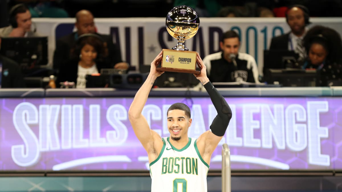 Every Sneaker Worn in the 2019 NBA Skills Challenge