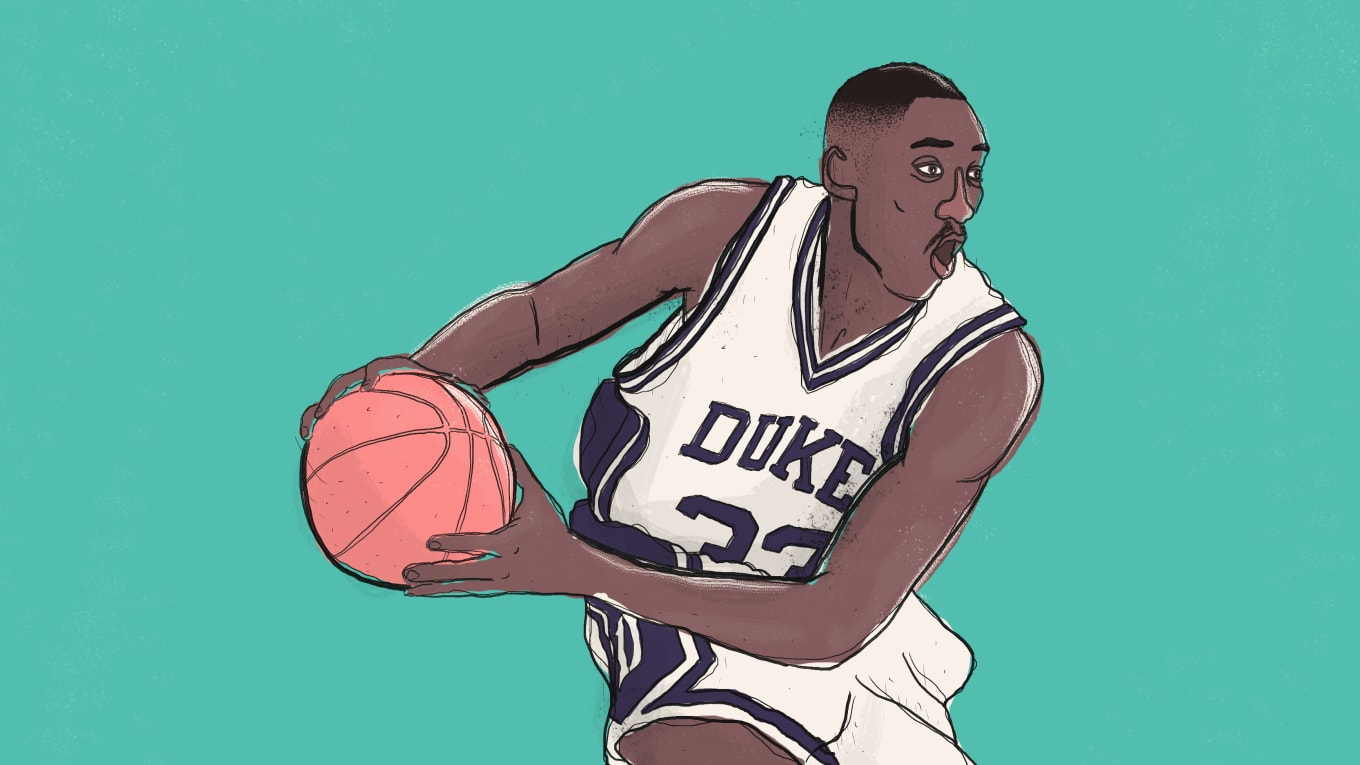 big sale b78c6 34c82 What If These NBA Superstars Played in College