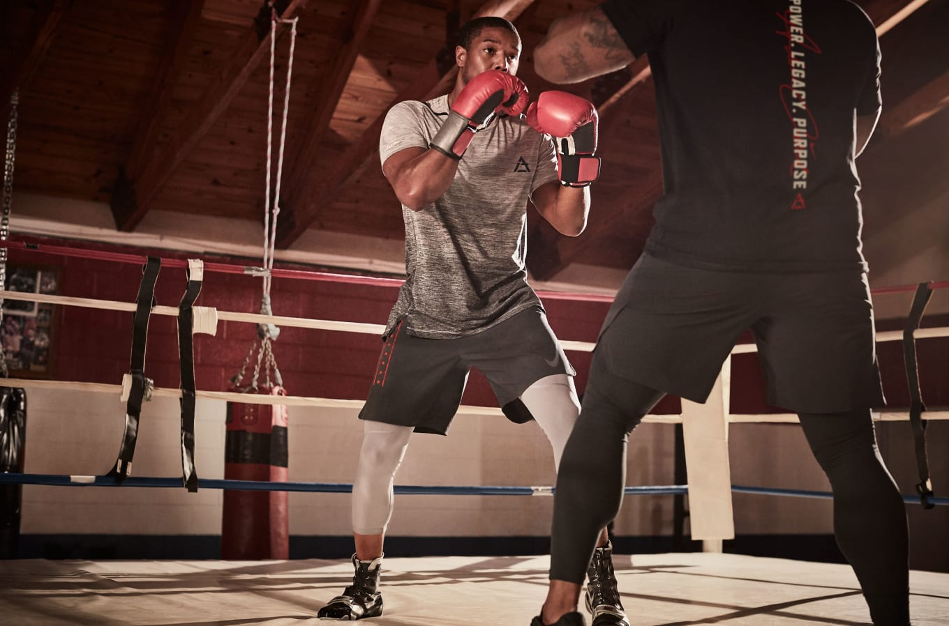Nike Is Dropping Gear for the Movie  Creed 2   7cdd3be9051a