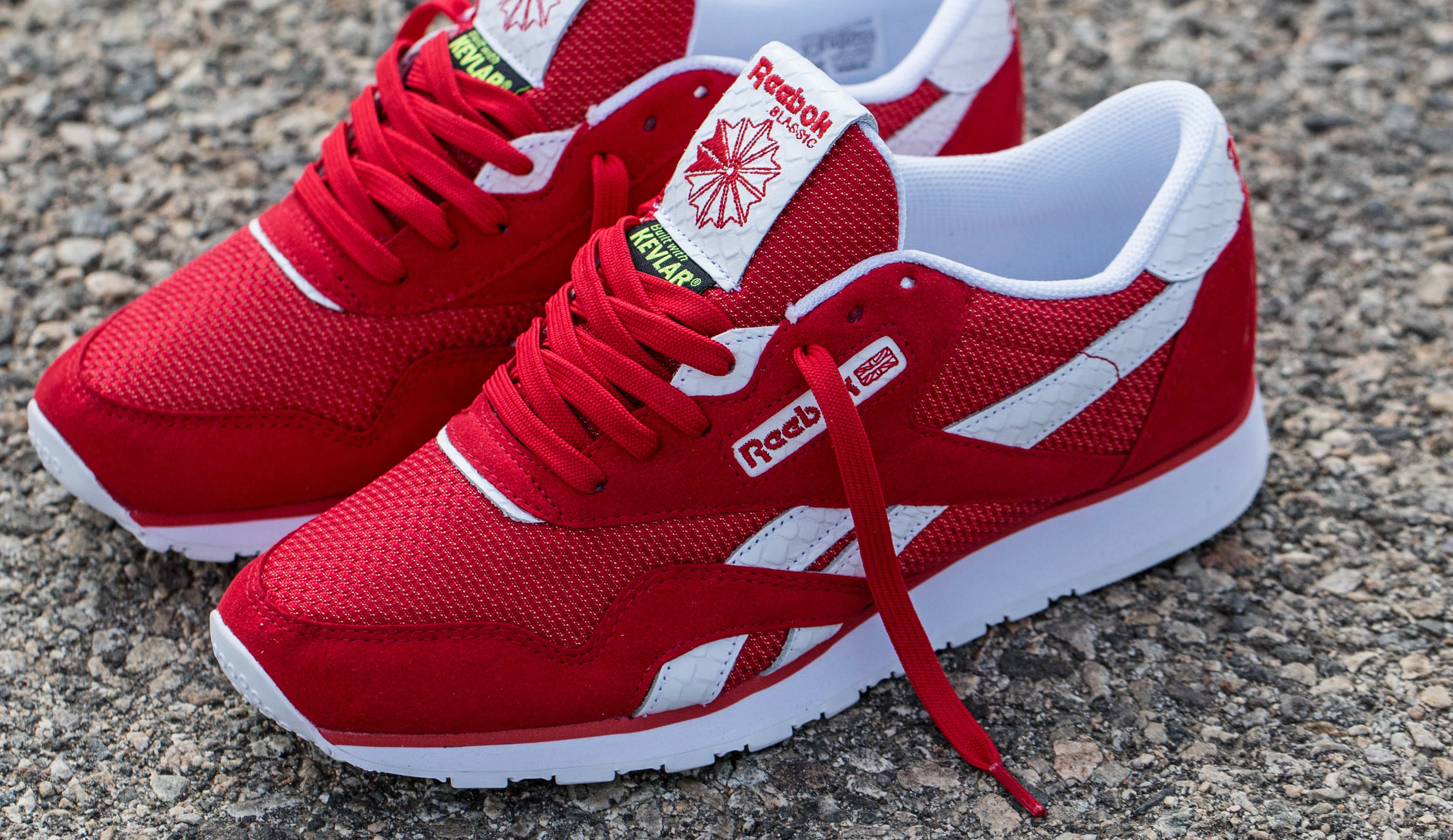 finest selection 9451a 41d2c ... buy bait x yg x reebok classic nylon 4hunnid release date sole  collector 3ad82 73d89