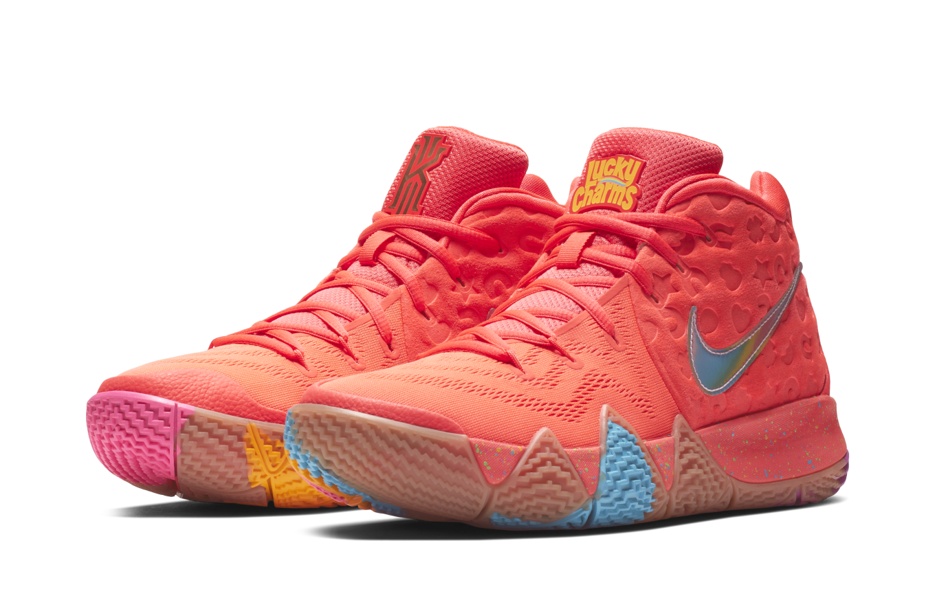 check out cd54b 043f9 Nike Kyrie 4 'Cereal Pack' House of Hoops Early Release Date ...