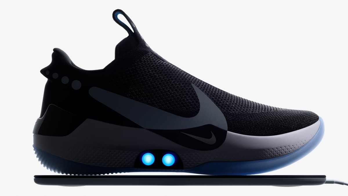 brand new e8ba1 88a73 Nike Adapt BB Release Date   Sole Collector