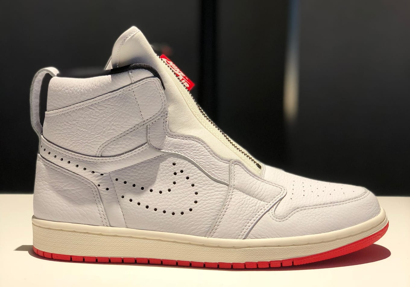 7dbdd881354f Air Jordan 1  The Ones  Zip and Velcro Men s Release Date