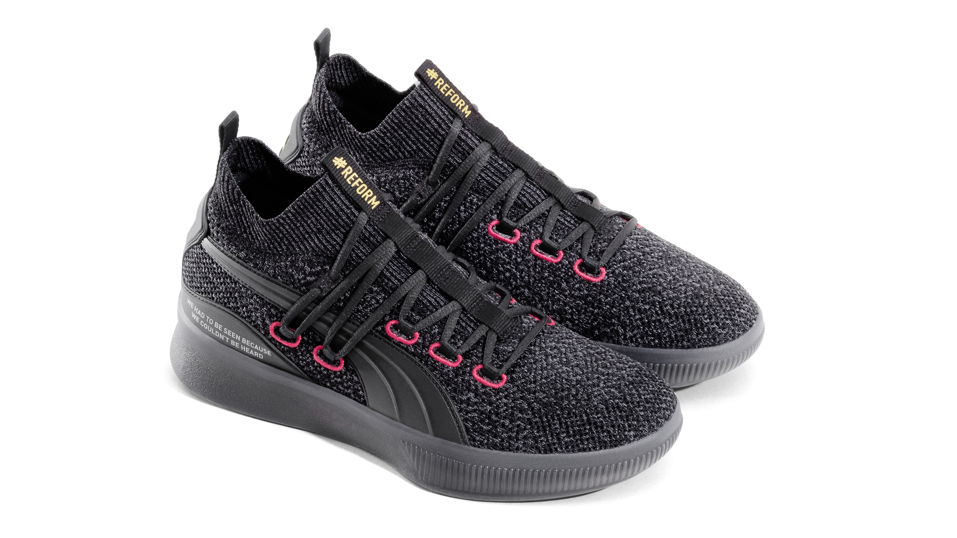 reputable site 9233d 33399 Puma Clyde Court #Reform Meek Mill Release Date | Sole Collector