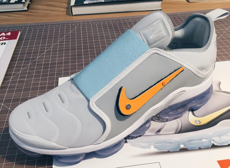 c228221adc18 Nike VaporMax Plus  Paris Work in Progress . Nike Air VaporMax Plus