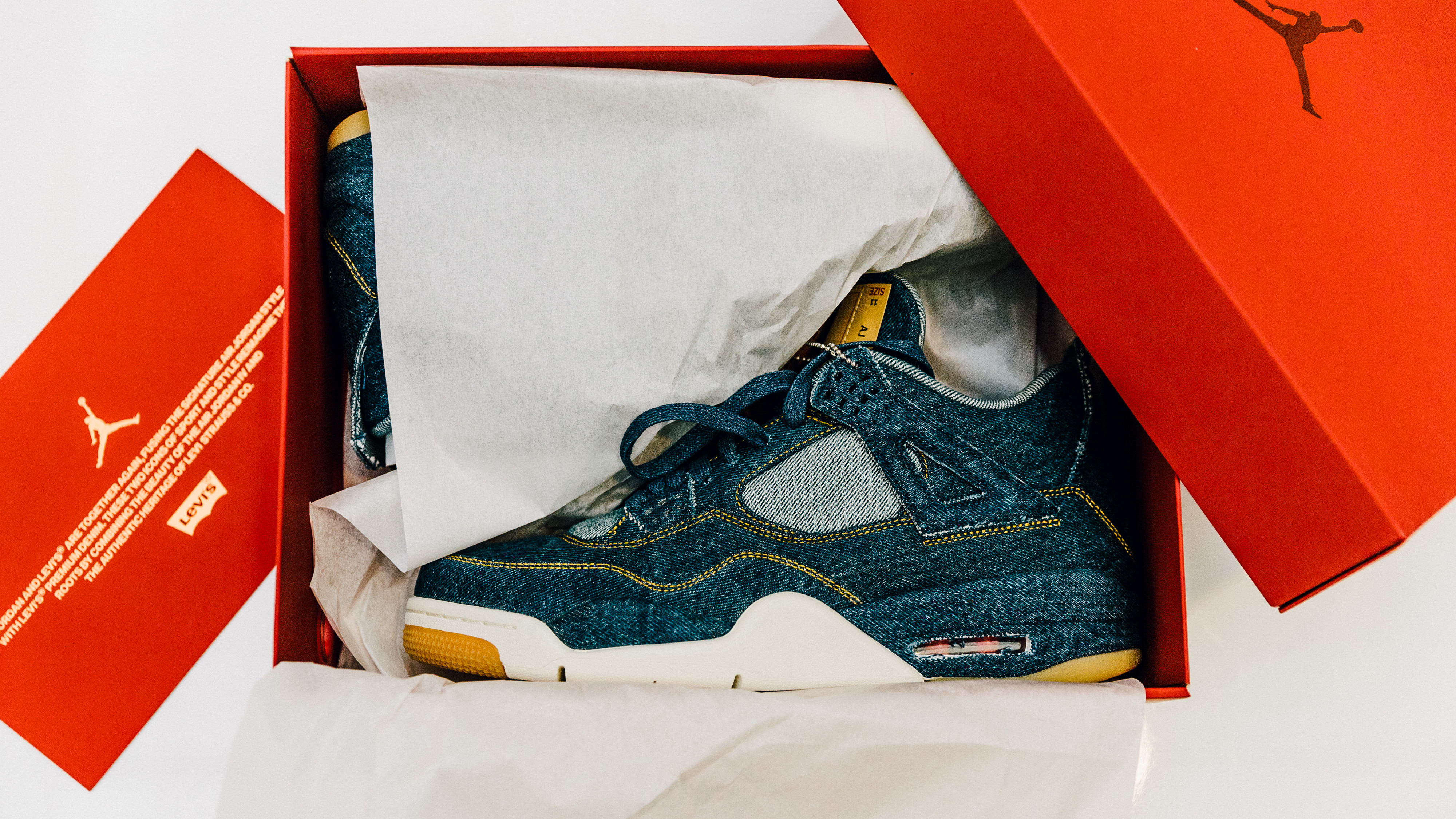 NYPD Shuts Down Levi's Air Jordan Launch Due to