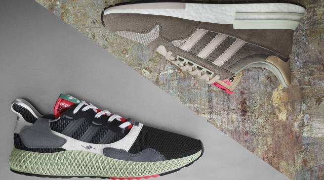 premium selection 3c066 4ede4 Adidas Consortium Celebrates the Evolution of Sneaker Production