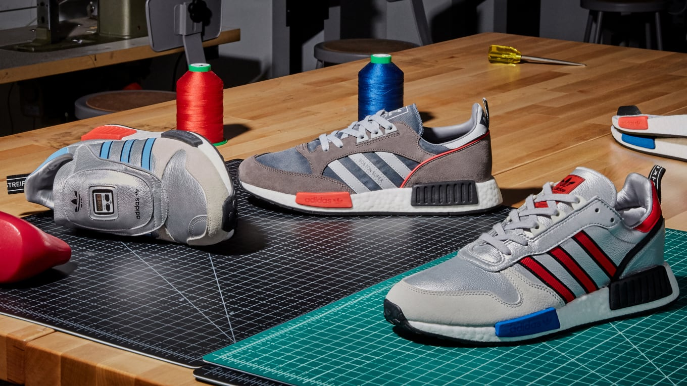 adidas Never Made Collection Silver Mettalic First Look